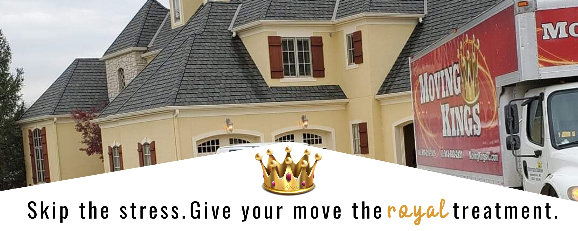 Moving Kings treats you like royalty.
